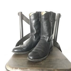 ray cooper Shoes - Black western boots